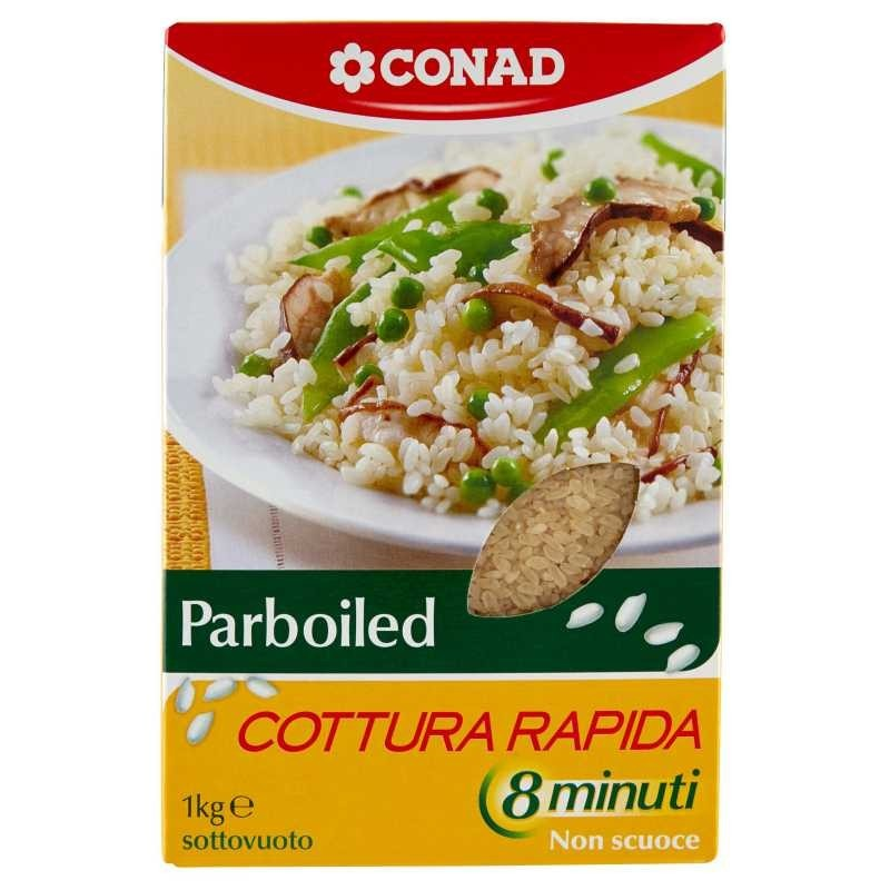 Conad Riso Parboiled...