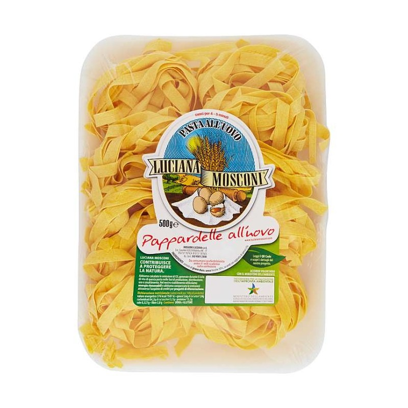 Luciana Mosconi Pappardelle...